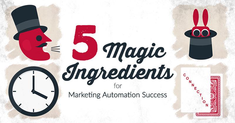 5 Magic Ingredients