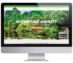 Geauga Parks Website