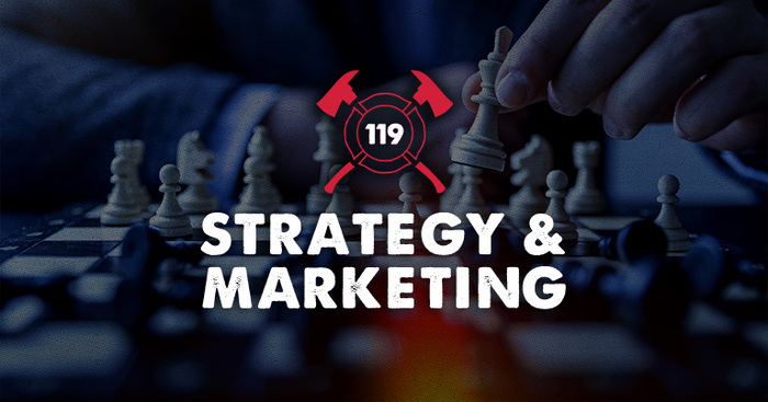 Strategy & Marketing Blog Header