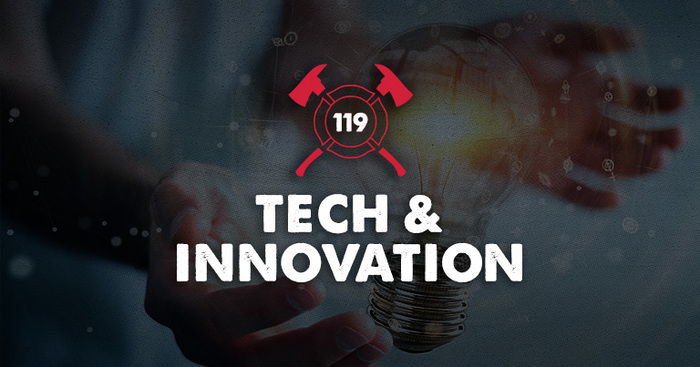 Tech & Innovation Blog Header