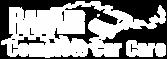 Rad Air white logo