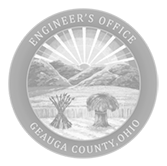 Geauga County Engineer's Office logo