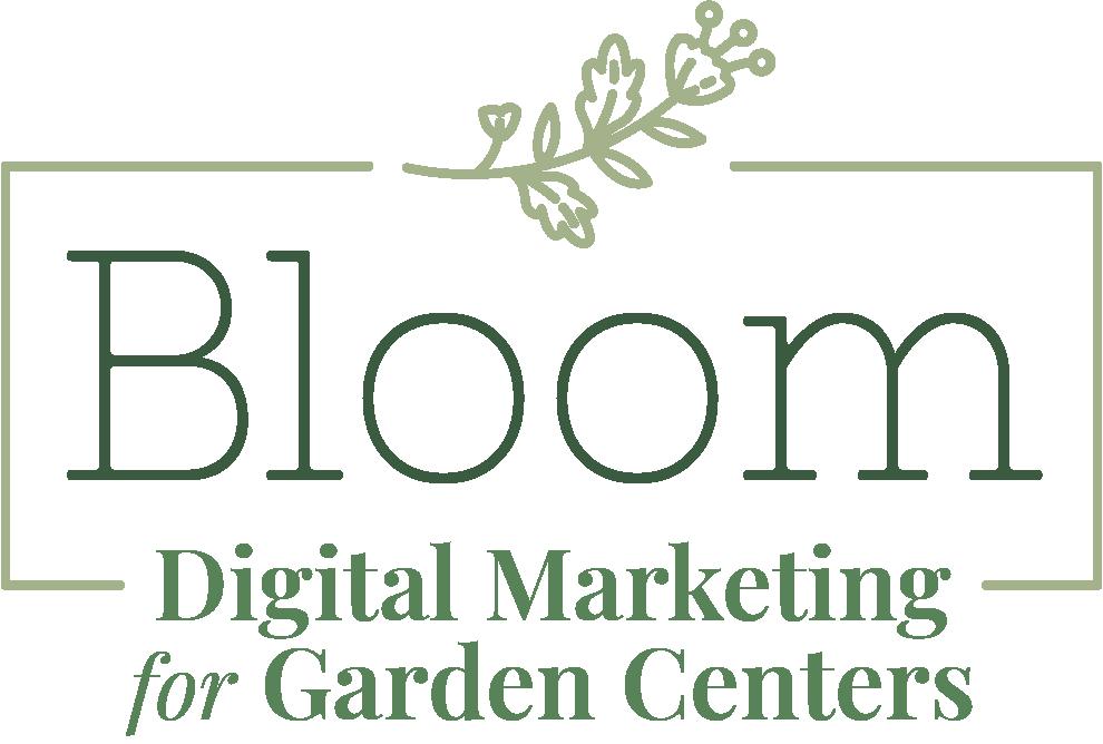 Bloom: Digital Marketing for Garden Centers logo